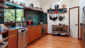 Custom eco friendly kitchen