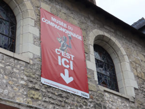compagnons museum Tours France