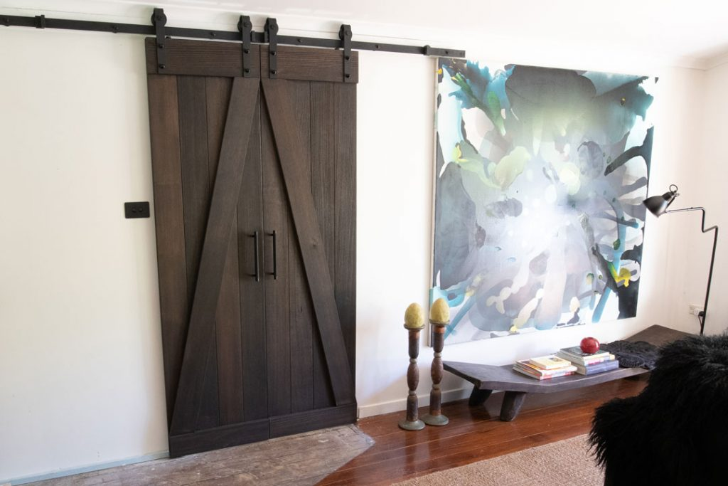 double barn doors byron bay